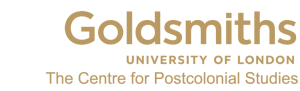 Goldsmiths Centre for Postcolonial Studies logo