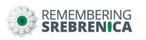 Remembering Srebrenica logo