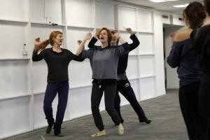 Dancing March Intensive