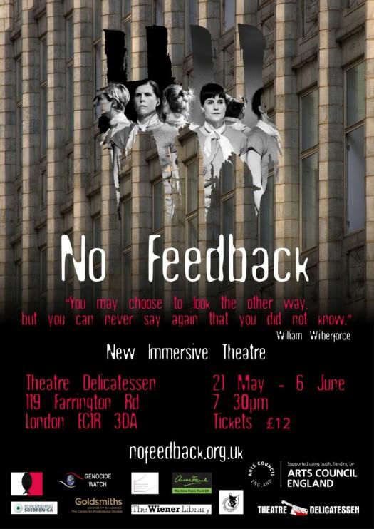 No Feedback Poster